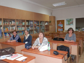 Meeting of the Commission on Linguistic Bibliography, XV ICS (Minsk 2013)
