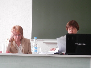 Block of the Commission on Linguistic Bibliography, XV ICS (Minsk 2013)